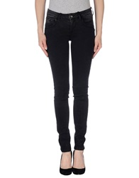 Fornarina Denim Pants Black