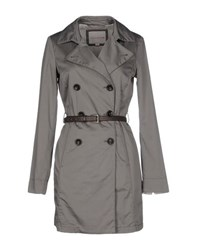 Aiguille Noire By Peuterey Coats And Jackets Full Length Jackets Women Grey