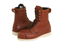 Irish Setter Wingshooter 9 Amber Leather Men's Waterproof Boots Brown