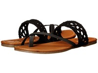 Billabong Sandy Shorz Off Black Women's Sandals