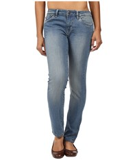 Mountain Khakis Genevieve Skinny Jeans Classic Fit Light Wash Blue