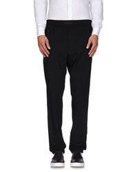 Patrizia Pepe Trousers Casual Trousers Men Black