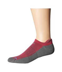 Drymax Sport Running No Show Tab 3 Pack October Pink Anthracite No Show Socks Shoes Brown