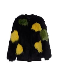 Moschino Cheap And Chic Moschino Cheapandchic Coats And Jackets Fur Outerwear Women