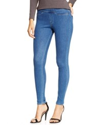 Hue Original Jean Leggings Medium Wash