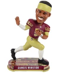 Forever Collectibles Jameis Winston Florida State Seminoles Headline Bobblehead Maroon Gold