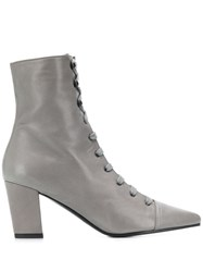 Michel Vivien Addison Boots Grey