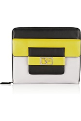 Diane Von Furstenberg Metro Leather Ipad Case