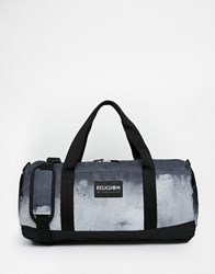 Religion Ombre Duffle Bag Black