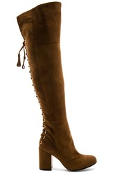 Rachel Zoe Twilight Boot Cognac