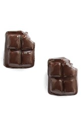 Women's Venessa Arizaga 'Chocolate' Stud Earrings