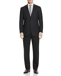 Hart Schaffner Marx Solid Basic New York Classic Fit Suit Charcoal