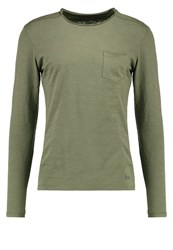Blend Of America Long Sleeved Top Olive