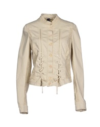 High Jackets Beige