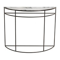 Notre Monde Clear Half Moon Heavy Aged Console