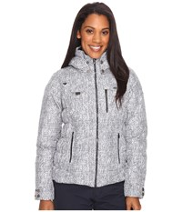 Obermeyer Leighton Jacket Mini Tweed Women's Coat
