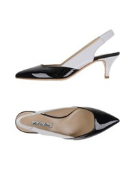 Julie Dee Footwear Courts Women