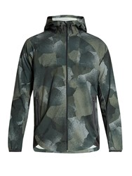 Peak Performance West 4Th Street Lightweight Jacket Green Multi