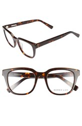 Derek Lam Women's 50Mm Optical Glasses Havana Tortoise