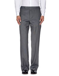 Tom Ford Trousers Casual Trousers Men Steel Grey