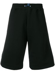 Unravel Project Tie Knot Running Shorts Black