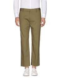 Marc Jacobs Casual Pants Military Green
