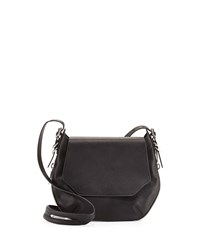 Rag And Bone Bradbury Small Flap Top Crossbody Bag Black Rag And Bone