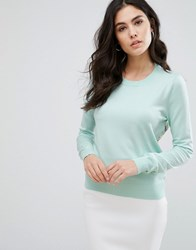Darling Long Sleeve Jumper Sky Blue