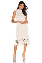 Finders Keepers Graduates Dress Ivory