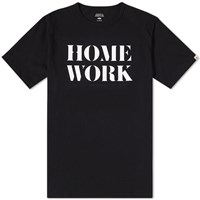 Head Porter Plus Home Work Tee Black