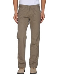 Sun 68 Casual Pants Khaki