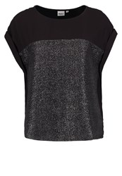 Object Objnienna Blouse Black