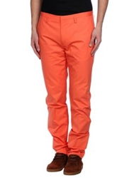 Marc By Marc Jacobs Casual Pants Orange