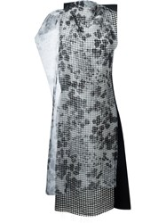 Yang Li Sleeveless Layered Tunic Grey