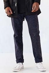 Kato Speckle Chino Pant Navy