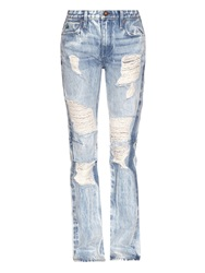 Tortoise Jeans Bell Mid Rise Flared Jeans