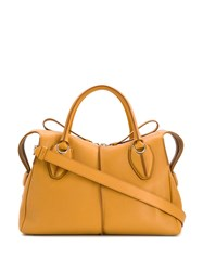 Tod's D Styling Tote Brown