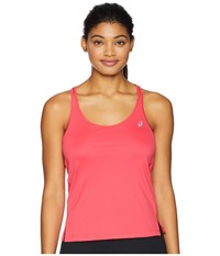 Asics Legends Loose Tank Top Pixel Pink Sleeveless