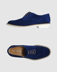 John Bakery Lace Up Shoes Brown