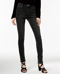 Inc International Concepts Dark Gray Wash Skinny Jeans Only At Macy's Grey