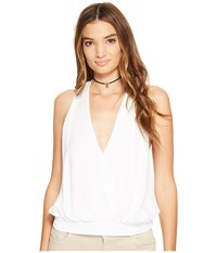 Free People Drapey Dreams Tank Top Ivory Women's Sleeveless White