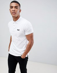 Superdry Classic Polo In White