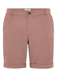 Selected Homme Pink Shorts