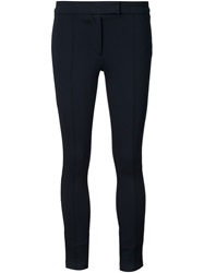 Getting Back To Square One Skinny Trousers Black