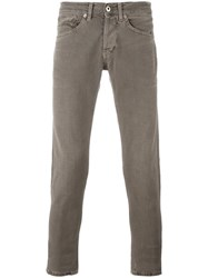 Dondup Stretch Skinny Jeans Brown