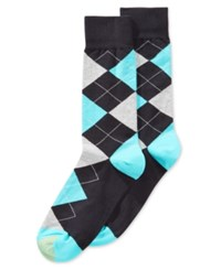 Gold Toe Men's Argyle Crew Socks Capri