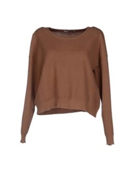 Made For Loving Sweaters Military Green