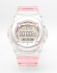 Casio Baby G Pink Digital Watch