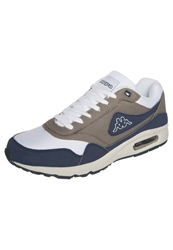 Kappa Konfekt Trainers Grey Navy