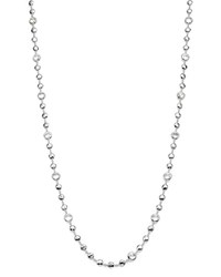 Ippolita Sterling Silver Rock Candy Long Multi Stone Necklace In Clear Quartz 40 White Silver